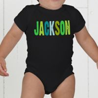 All Mine! Personalized Baby Bodysuit