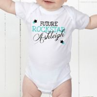 When I Grow Up....Personalized Baby Bodysuit