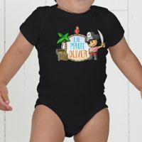 Lil' Pirate Personalized Baby Bodysuit