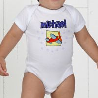 He's All Boy Personalized Baby Bodysuit