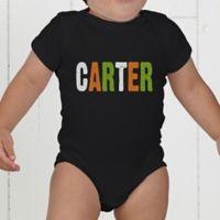 All Mine! Halloween Personalized Baby Bodysuit