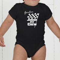 Pit Crew Personalized Baby Bodysuit