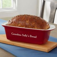 Personalized Classic Loaf Pan