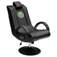 NBA Denver Nuggets Alternate Logo Gaming Chair 100 Pro