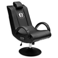 NBA Brooklyn Nets Alternate Logo Gaming Chair 100 Pro