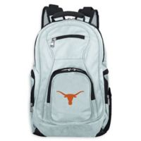 University of Texas Laptop Backpack in Grey