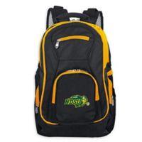 North Dakota State University Laptop Backpack in Black