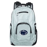 Penn State Laptop Backpack in Grey