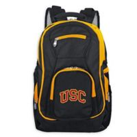 University of Southern California Laptop Backpack in Black