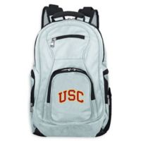 University of Southern California Laptop Backpack in Grey
