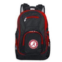 University of Alabama Laptop Backpack in Black