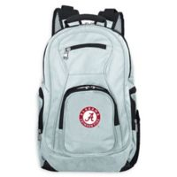 University of Alabama Laptop Backpack in Grey