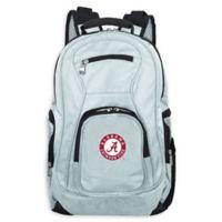 University of Alabama Laptop Backpack in Grey
