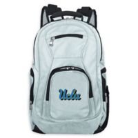 UCLA Laptop Backpack in Grey