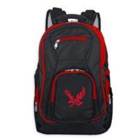 Eastern Washington University Laptop Backpack in Black