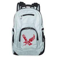 Eastern Washington University Laptop Backpack in Grey