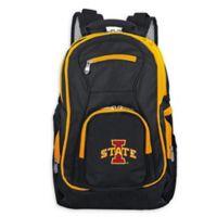 Iowa State University Laptop Backpack in Black
