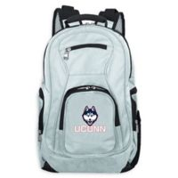 University of Connecticut Laptop Backpack in Grey