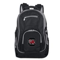 University of South Carolina Laptop Backpack in Black