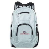 Gonzaga University Laptop Backpack in Grey