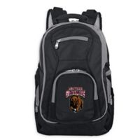 University of Montana Laptop Backpack in Black
