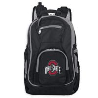 Ohio State University Laptop Backpack in Black