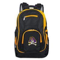 East Carolina University Laptop Backpack in Pink