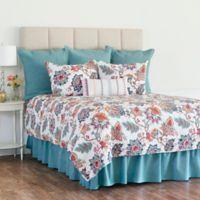 C&F Home Aurora Twin Quilt Set in Blue