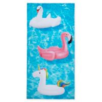 Floaters Beach Towel