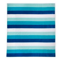 Cabana Ombre Stripe Beach Towel
