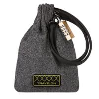 Travelon® Medium Lockdown Bag in Charcoal