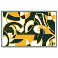 NFL Green Bay Packers 5-Foot x 7-Foot Modern Wall Tapestry