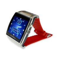 Linsay® EX-5L Executive Smart Watch in Red