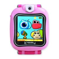 Linsay® S-5WCL Selfie Smart Watch in Pink