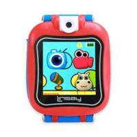 Linsay® S-5WCL Selfie Smart Watch in Blue