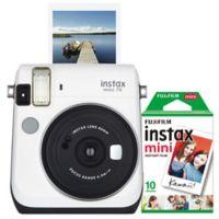 Fujifilm Instax Mini 70 Camera in White