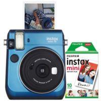 Fujifilm Instax Mini 70 Camera in Blue