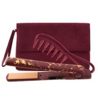 CHI Air® 1-Inch Tourmaline Ceramic Hairstyling Iron in Bordeaux
