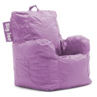 Big Joe® Fabric Cuddle Bean Bag Chair in Purple