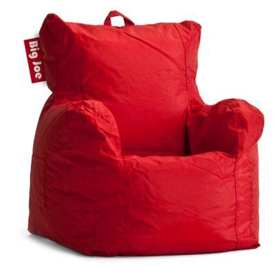 Big Joe® Polyester Cuddle Bean Bag Chair In Red