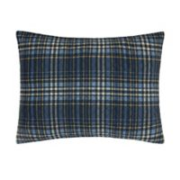 Harvey Plaid King Pillow Sham