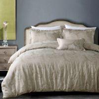 California Design Hotel Paisley 4-Piece Full/Queen Comforter Set in Royal
