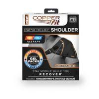 Copper Fit® Rapid Relief Shoulder Wrap