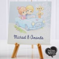 Personalized Precious Moments® Romantic Canvas Print