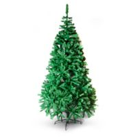 Perfect Holiday 7-Foot Evergreen Artificial Christmas Tree