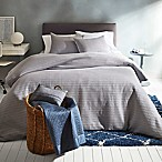 Wakefield King Comforter Set in Grey