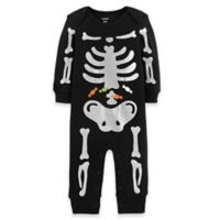 carter's® Size 9M Halloween Skeleton Jumpsuit