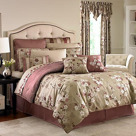 Croscill Cecelia Comforter Set Bedding Collection Bed