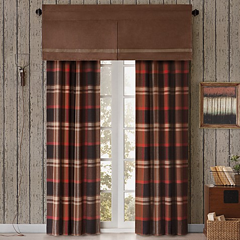 Grand Canyon 84-Inch Window Curtain Panel Pair