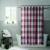 UGG® Bristol Shower Curtain in Redwood